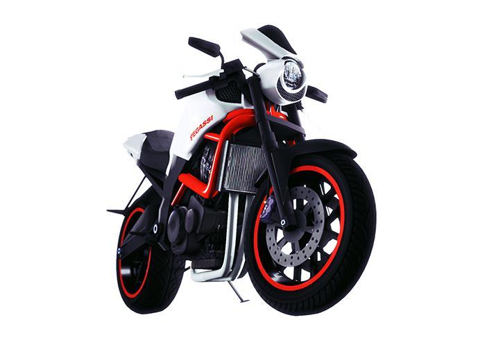 Pegassi Ruffian - GTA 5 Motorcycle