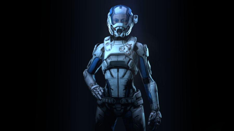 Sara Ryder (Mass Effect: Andromeda)