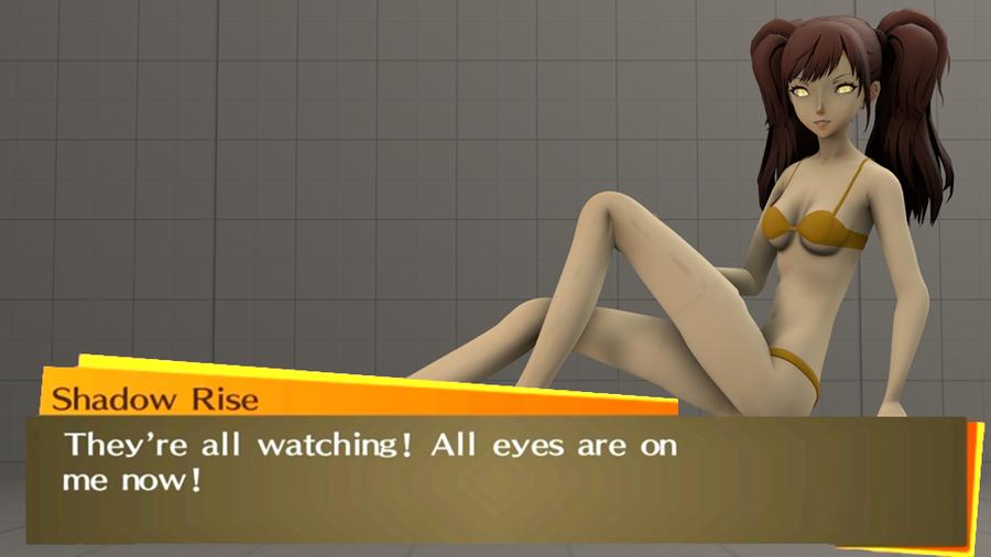Rise Kujikawa (Idol outfit) - Persona 4: Dancing All Night