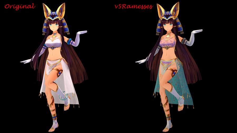 Ramesses II - Moeoh Ex