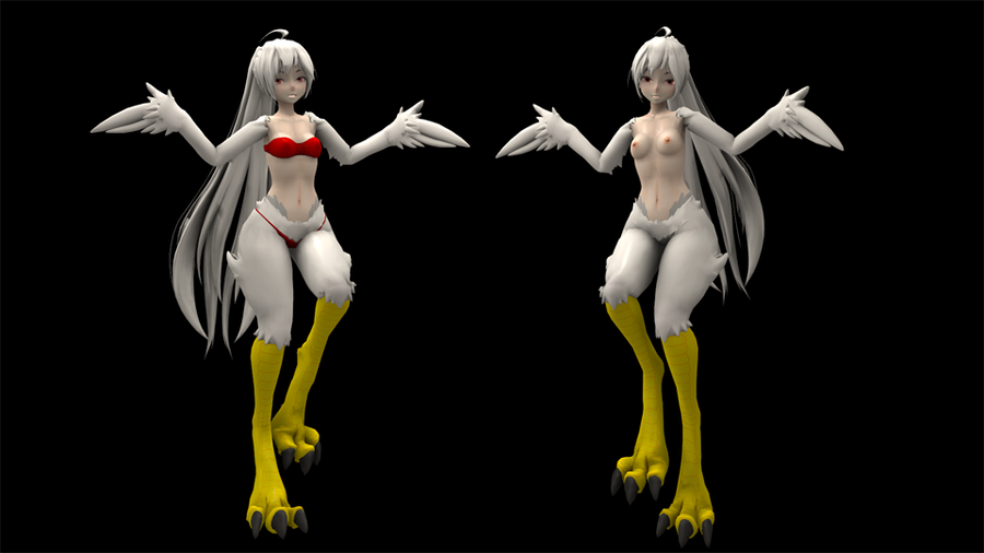Albirl, The Harpy