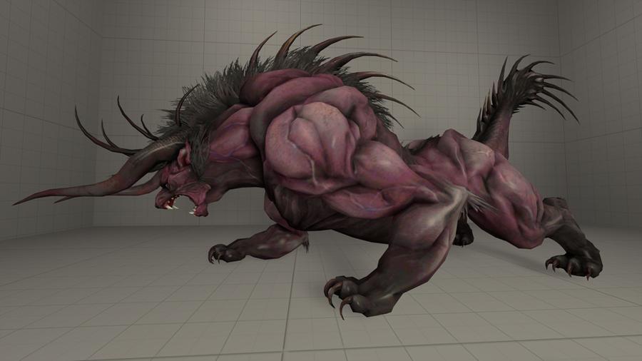 Behemoth - Mobius Final Fantasy