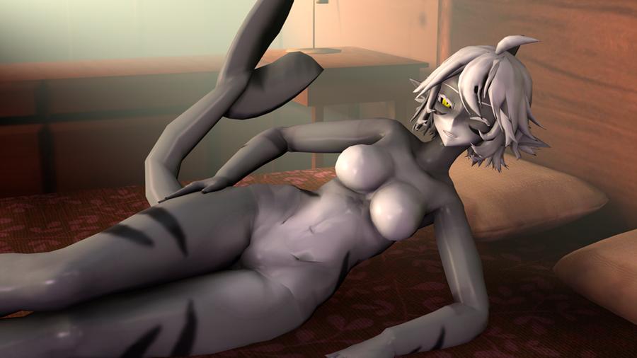 Shariki, The Shark Tiger Girl