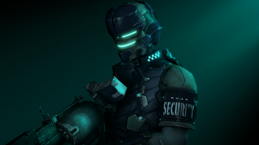 Dead Space 2-3 - Security Suit (All SP campaign variants / Isaac)