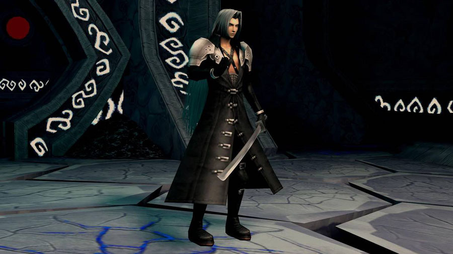 Sephiroth from Crisis Core Final Fantasy 7