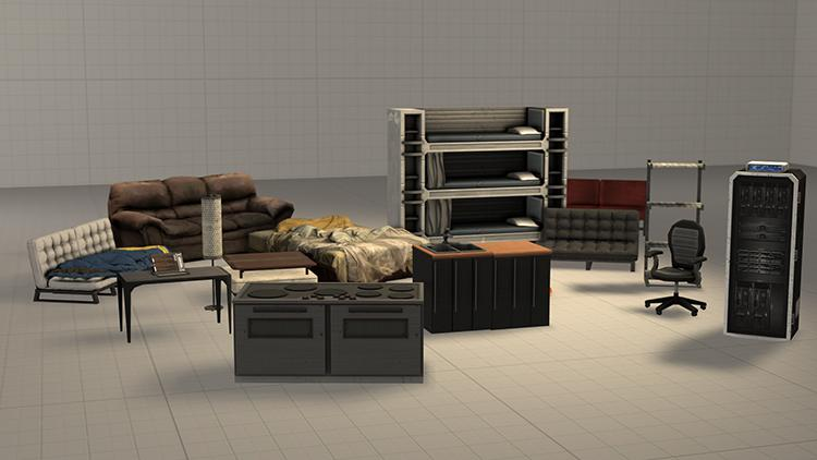 Titanfall: Furniture Pack