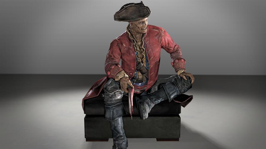 Hancock - Fallout 4