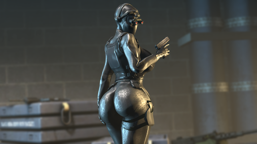 Lewd Black Ops Assassin v1.1
