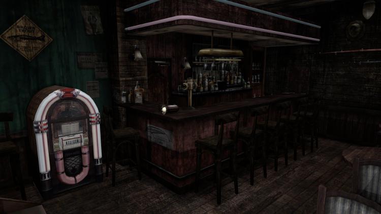 Silent Hill 2 - Bar