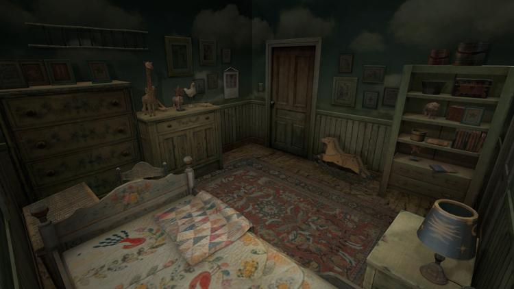 Silent Hill 2 - Child's room