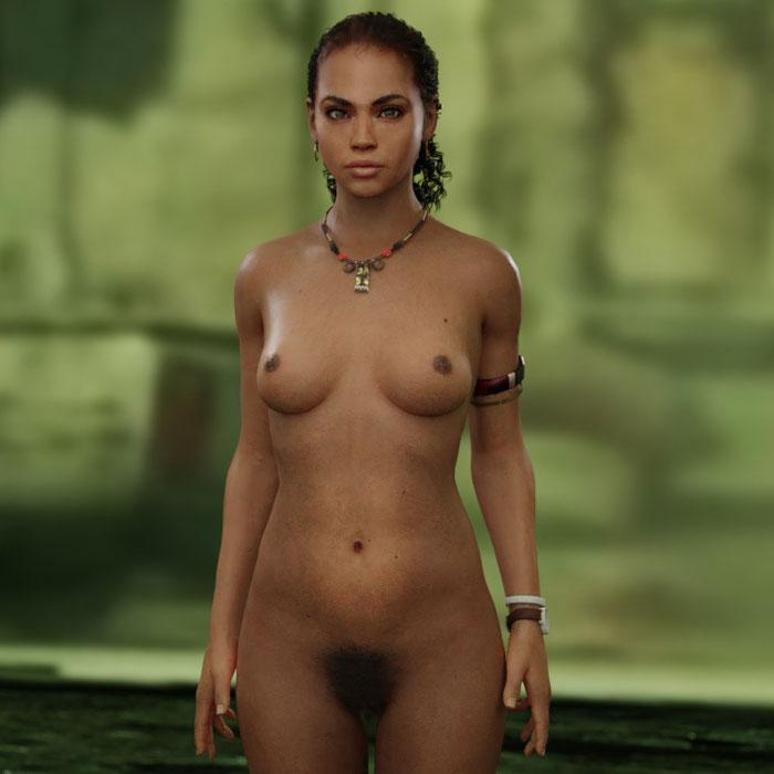 hantzgruber's Sheva Alomar - Resident Evil 5