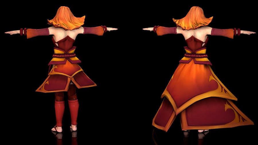 DotA 2 - Lina