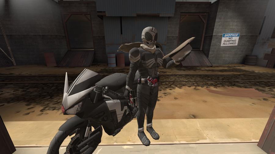 Kamen Rider Skull