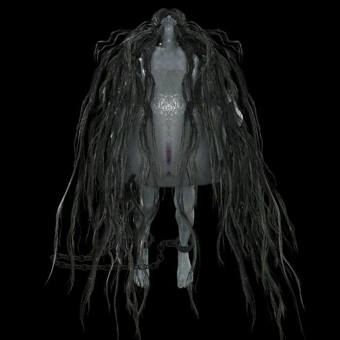 Slug woman (Bloodborne)