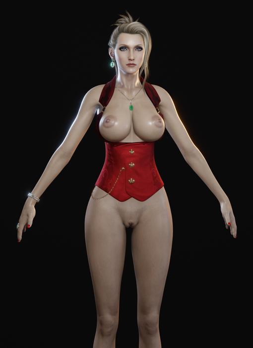Scarlet - FFVII