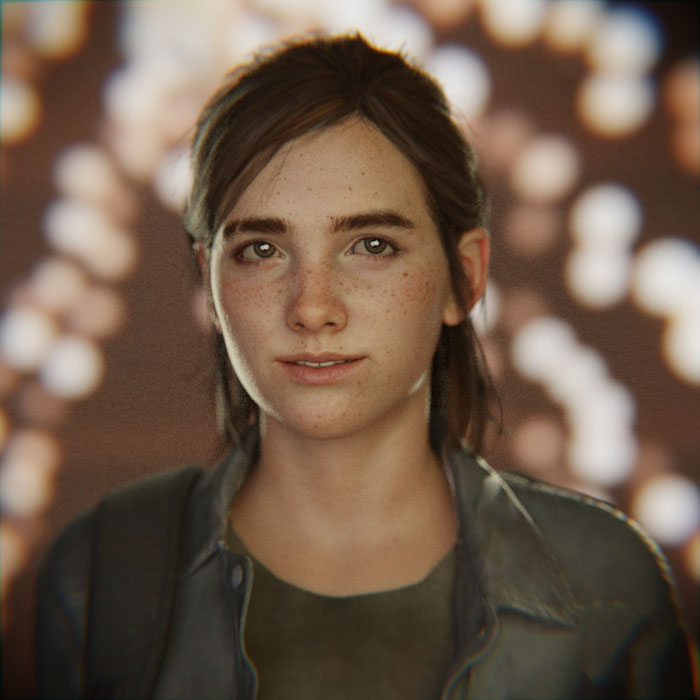 Ellie [The Last of Us Part II]