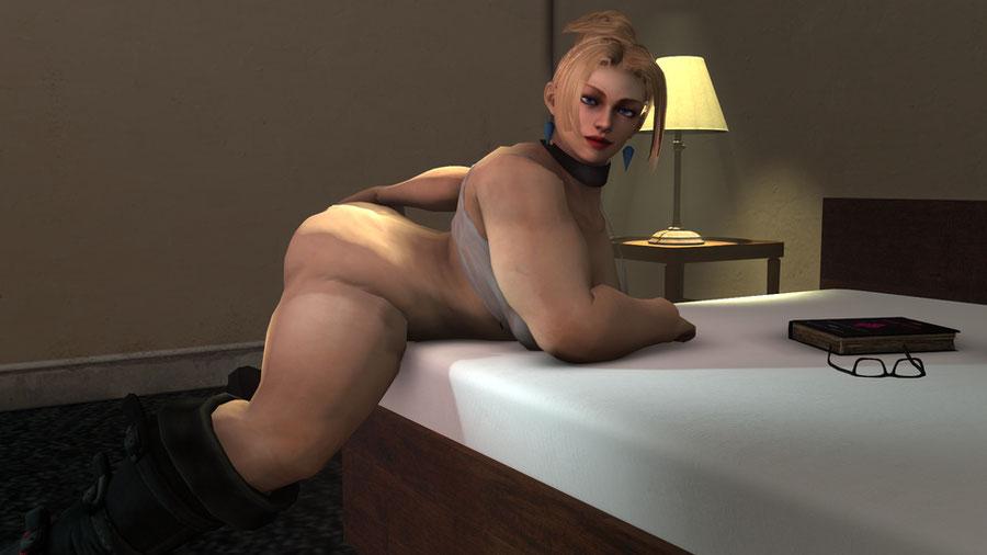 Rachel Nude Thicker version