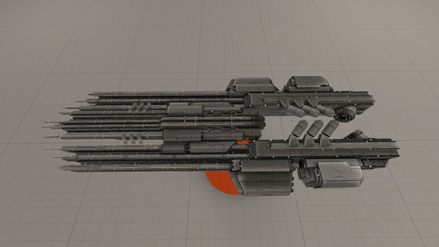 Endless Space Ship Pack