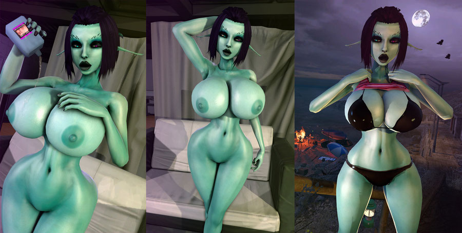 Soria - Nude