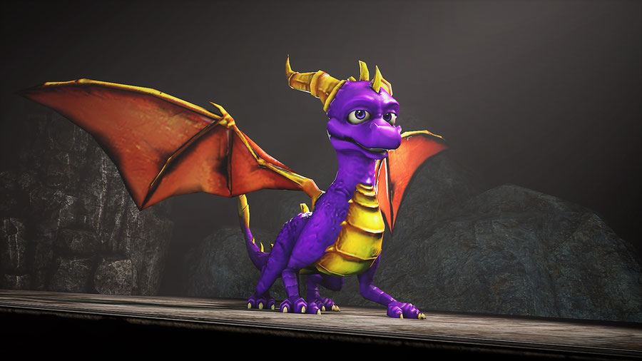 [Spyro] Legend of Spyro Dawn of the Dragon