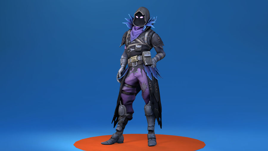 [Fortnite] Battle Royale: Raven