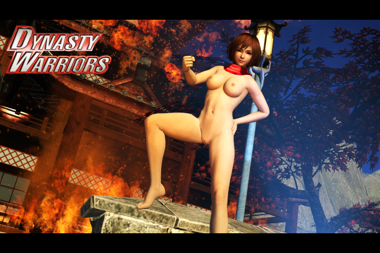 Sun Shang Xiang Nude