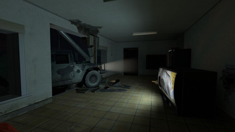 L4d No Mercy The Apartments map
