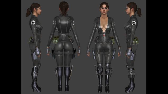 Secret Agent Zoey