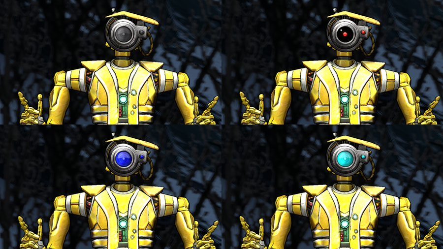 Tales from the Borderlands: Strangerbot (a.k.a. Future Loaderbot)