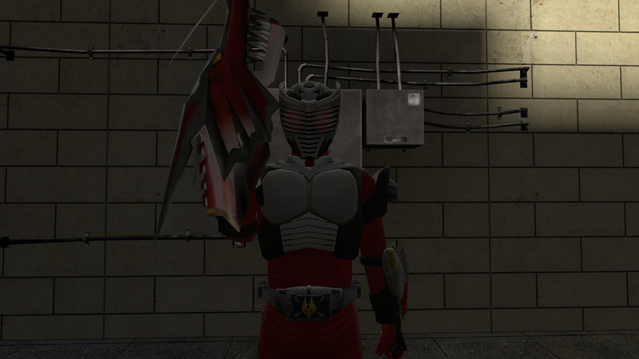 Kamen Rider Ryuki/Dragon Knight