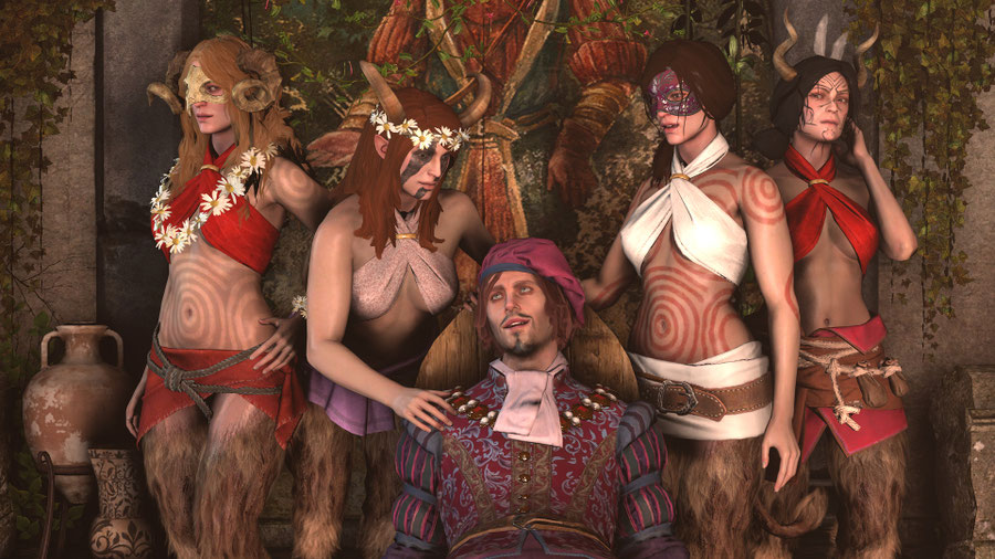 The Witcher 3: Wild Hunt Monster Pack 3
