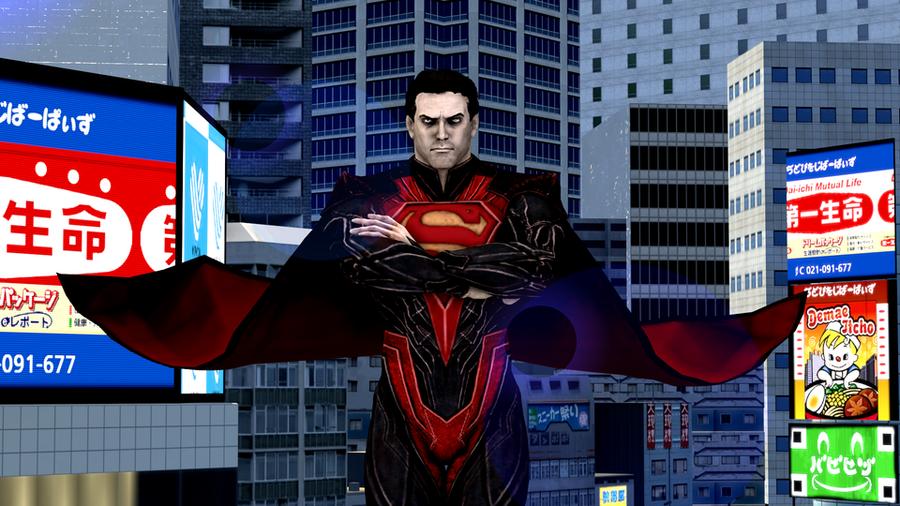 DC Comics - Regime Superman