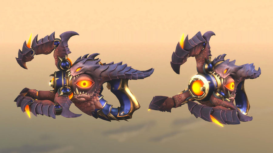 Symmetra Dragon [Overwatch]