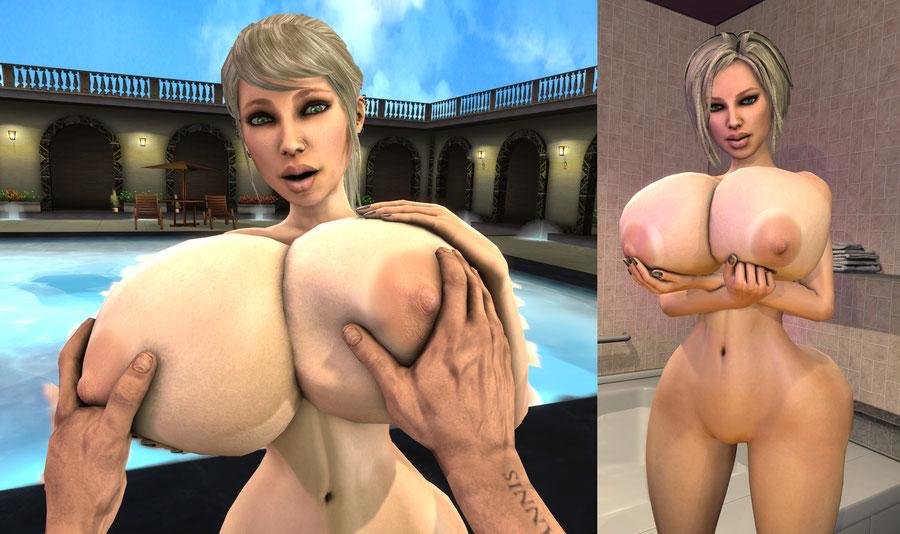 Trishka Novak - Nude