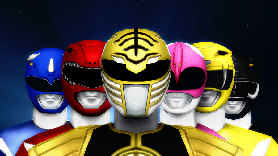 Mighty Morphin' Power Rangers
