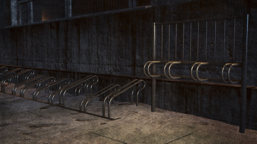 [Empty Places] Urban Props