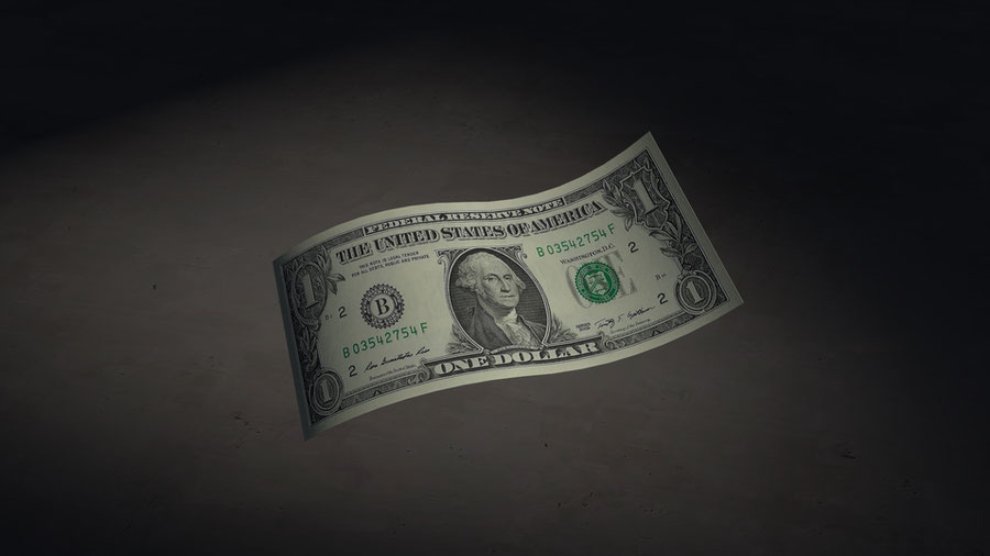 US Money Bills (HD&Posable)