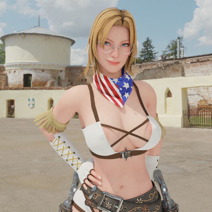 [Dead or Alive] Tina