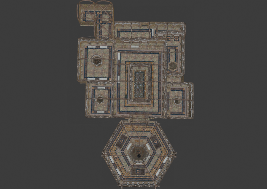 The Witcher 3 - Novigrad Bathhouse