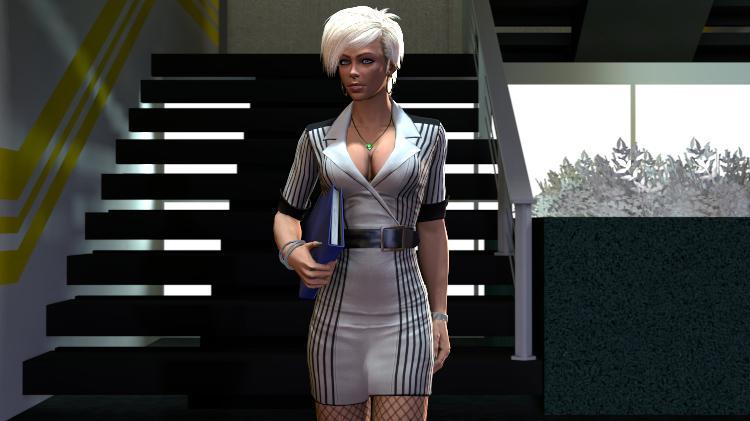 Tracey Buxton (Batman Arkham Origins)