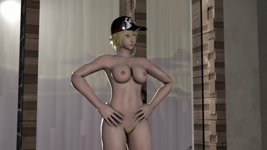 Alice Nakata+Nude