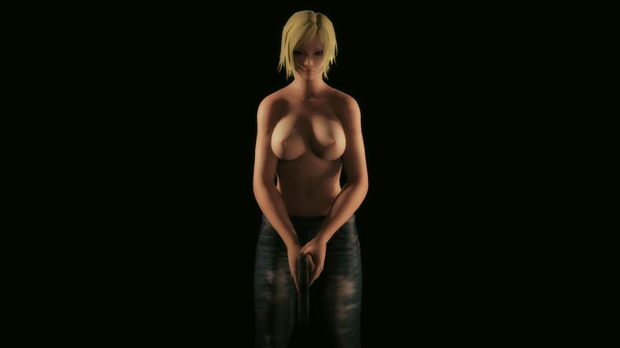 Aya Brea(DOA5LR)