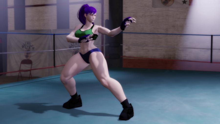 Chun-Li Sparring Outfit - SFV