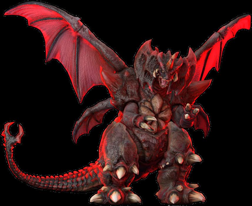 PS3/4: Destroyah