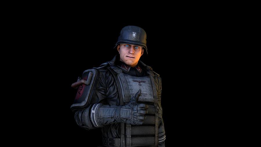 Deathshead Commando (Wolfenstein: The New Order)