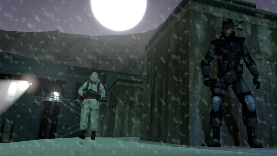 The Twin Snakes [Solid Snake & Liquid Snake] (Metal Gear Solid)