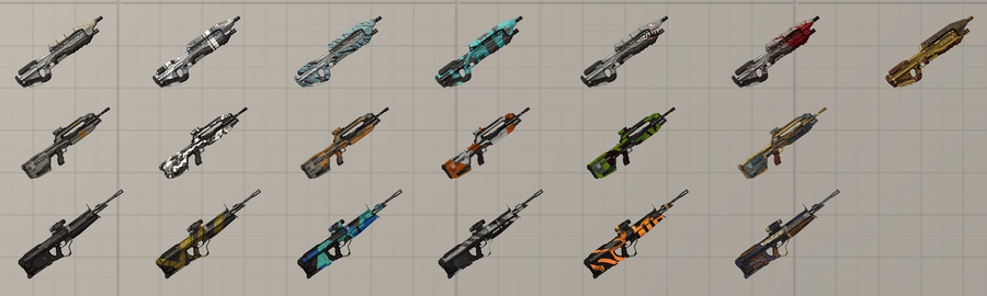 Halo 4 - Weapon Pack