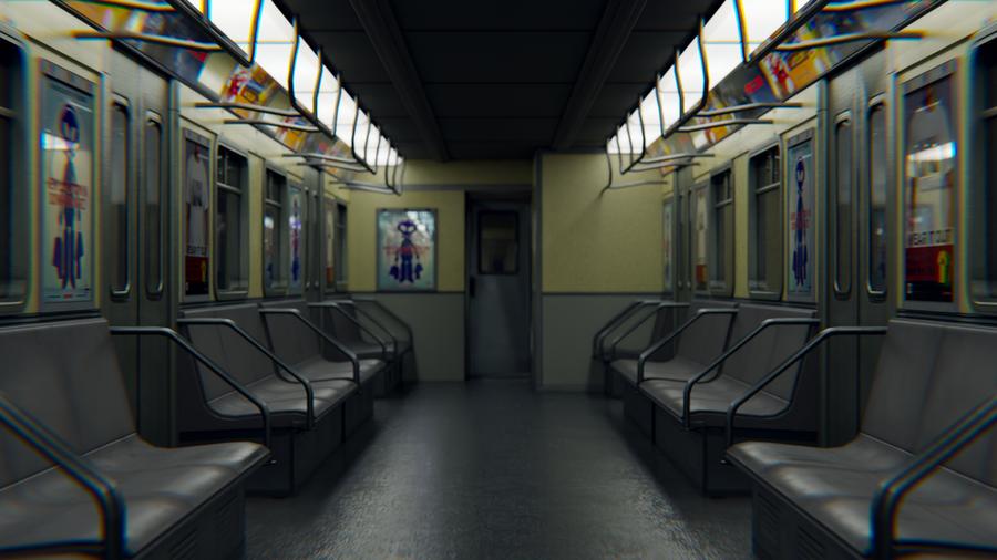 [Resident Evil 3 Remake] Metro scene
