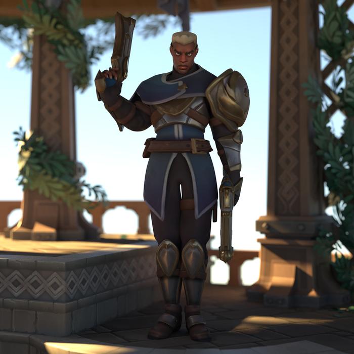 Lex (Paladins champions of realm)