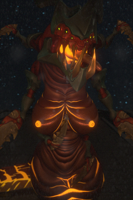 Yagorath (Paladins champions of realm)